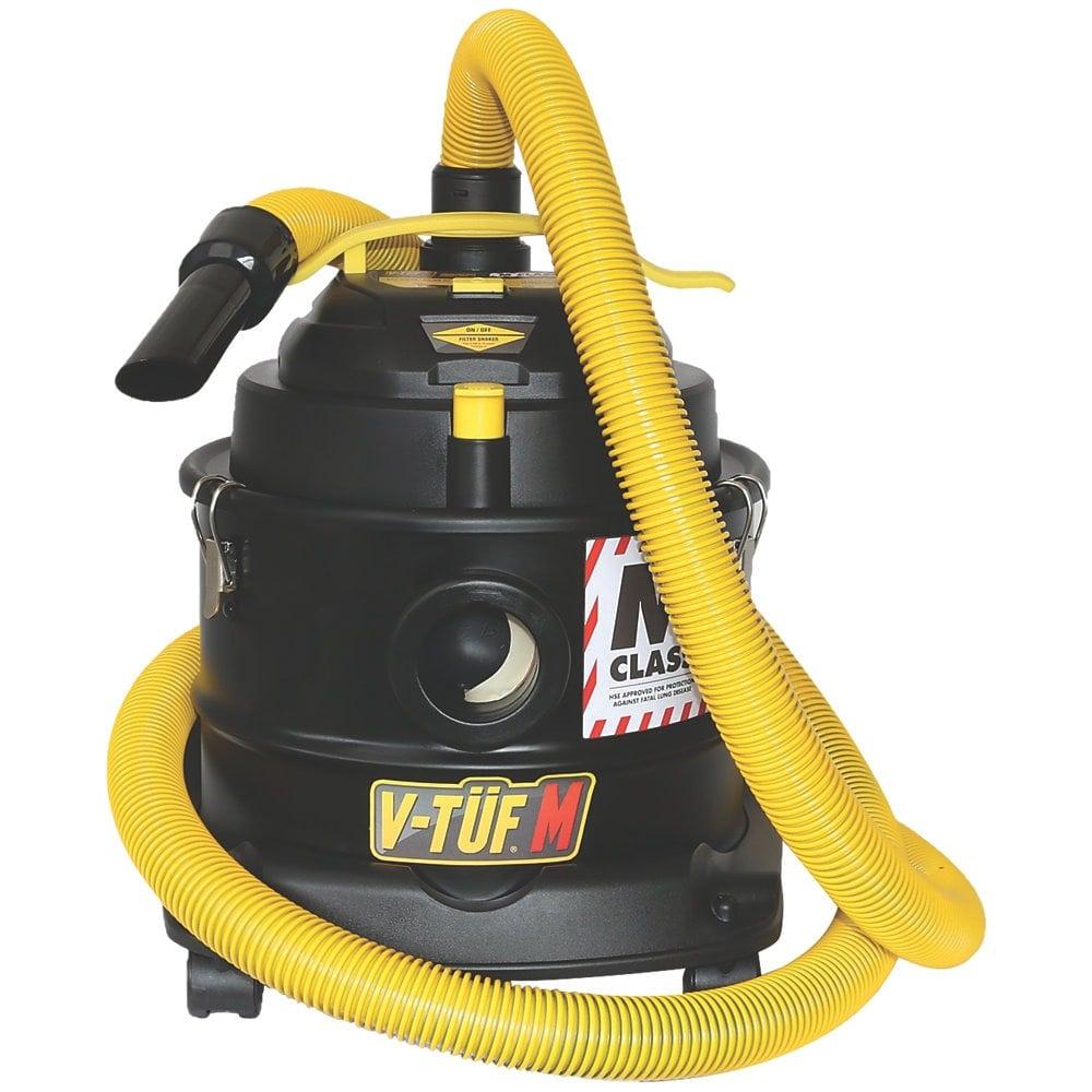 V-Tuf M-Class 15L Mini Dust Extraction Vacuum Cleaner 110v 5kg