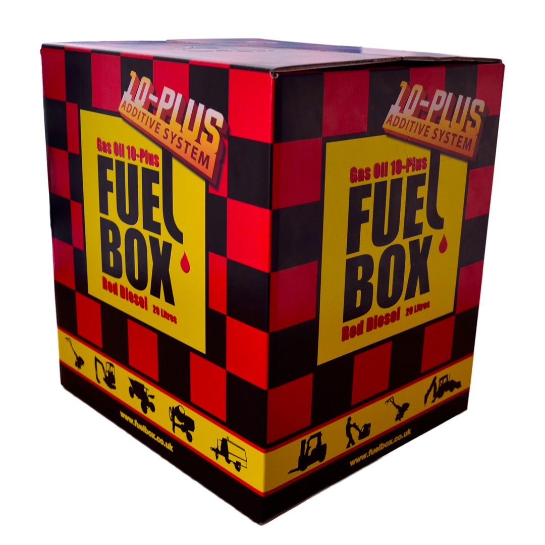 Fuel in a Box 20ltr Gas, Oil, Diesel