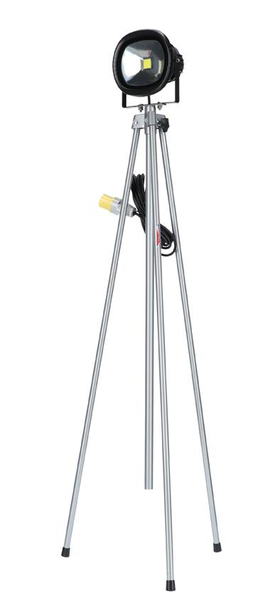 Single Head Mast LED Light 110v 5.35Kg