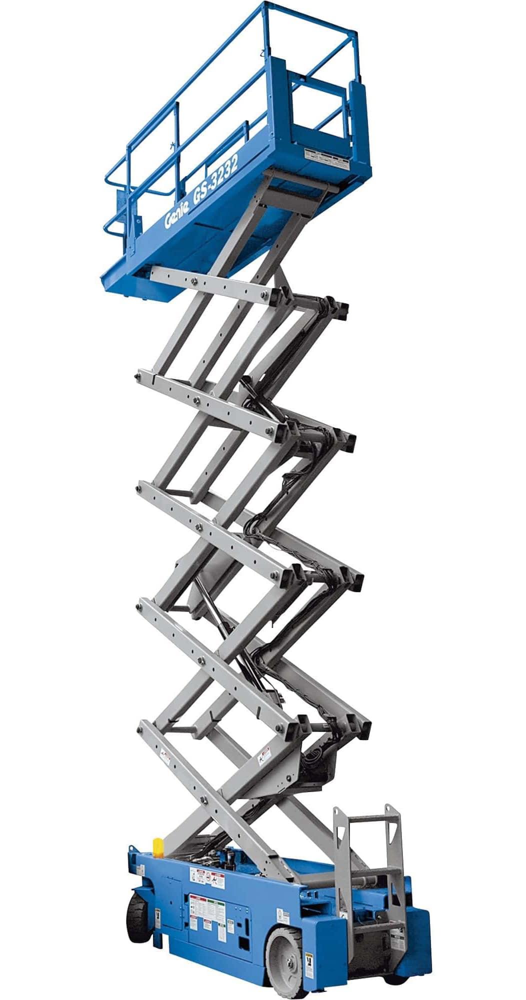 Genie Gs3232 12m Scissor Lift
