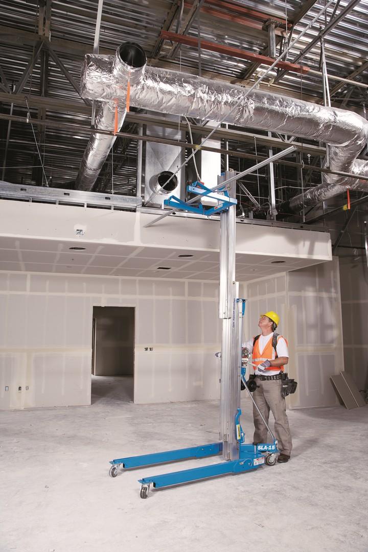 Material Lift - SLA15 363kg SWL