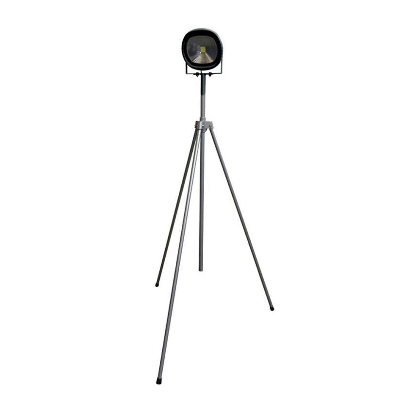 LED Floodlight with Swing Leg Tripod 110v 5.35Kg