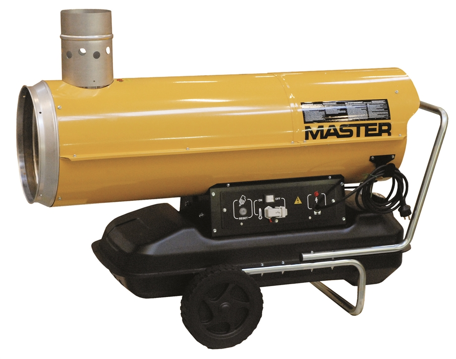 Master BV170 Indirect Oil Heater