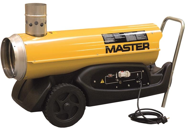 Master BV77DV 20kW Dual Voltage Heater 33Kg