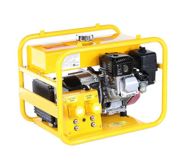 Harrington HRP24 3kVA Portable Generator Petrol 45Kg