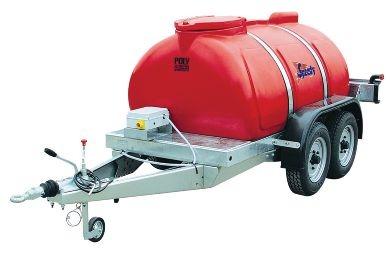 Highway Legal 2000Ltrs Water Bowser 524Kg