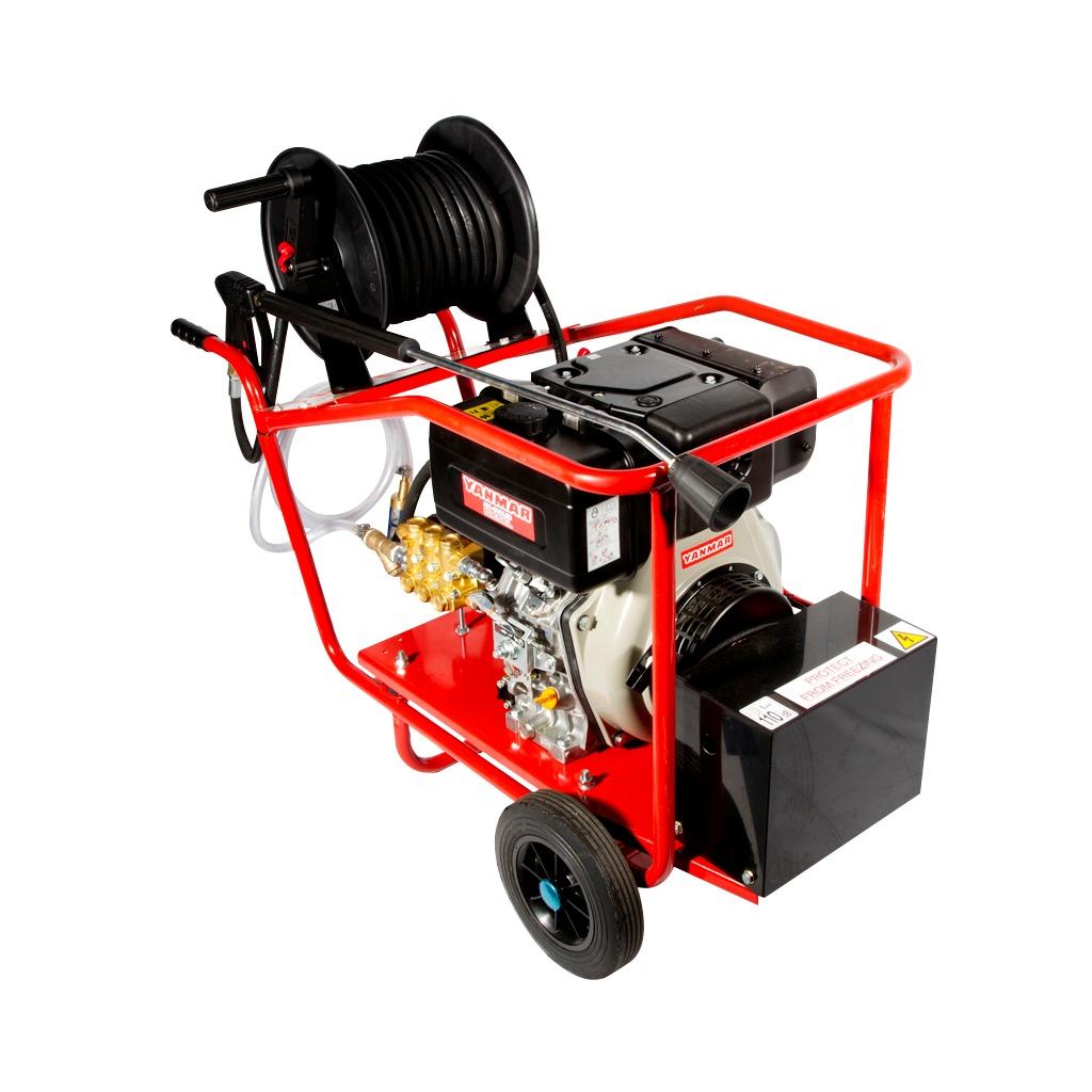 Hilta TW0001HR Pressure Washer Diesel 120Kg