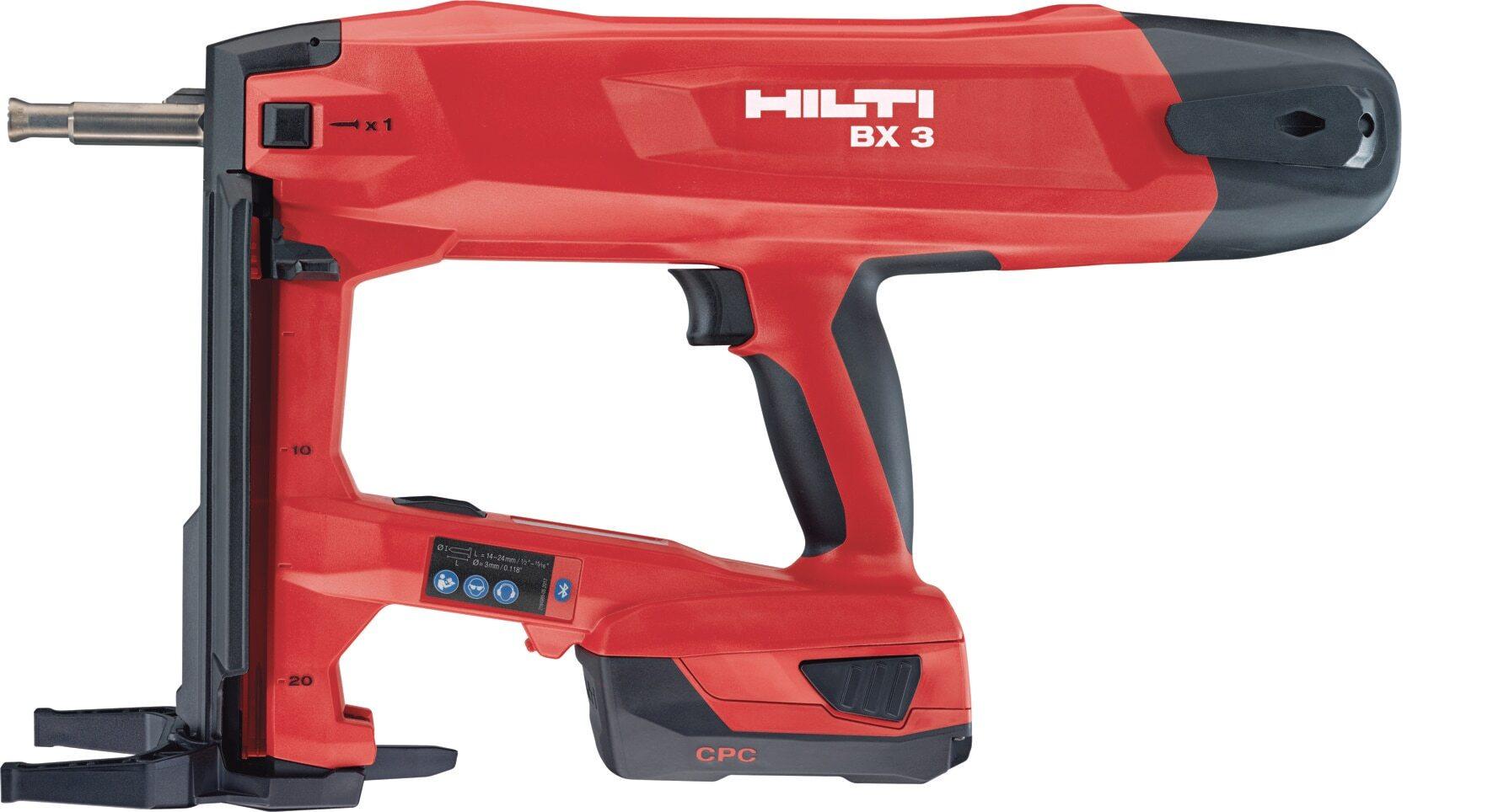 Hilti BX3 Fastening Tool 22v 3.5Kg
