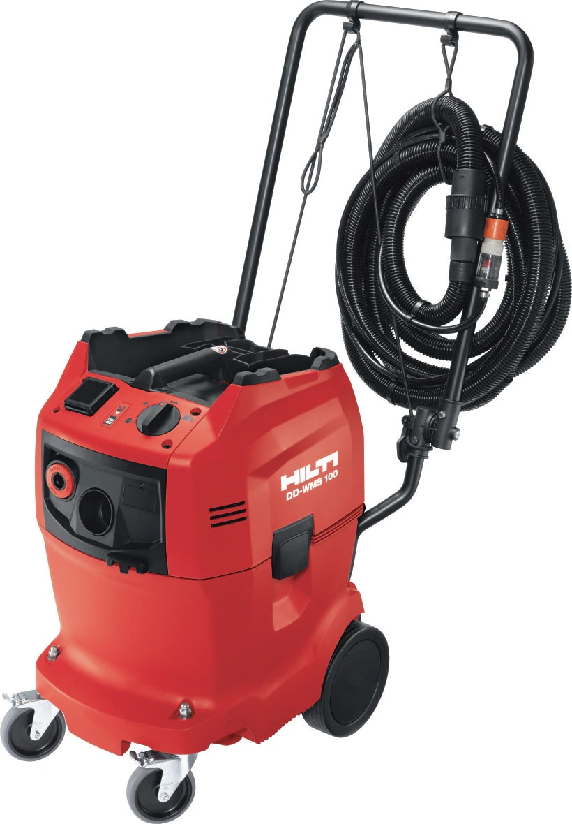 Hilti DD-WMS 100 Diamond Drilling Water Management System 110v 22.5Kg