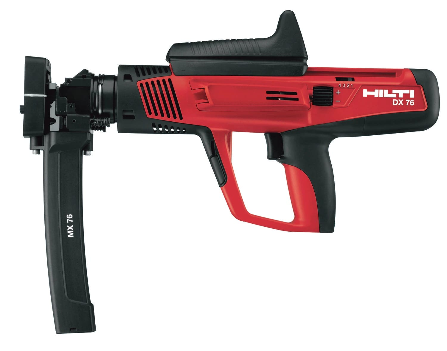 Hilti DX76 Powder-actuated Tool 1.2Kg