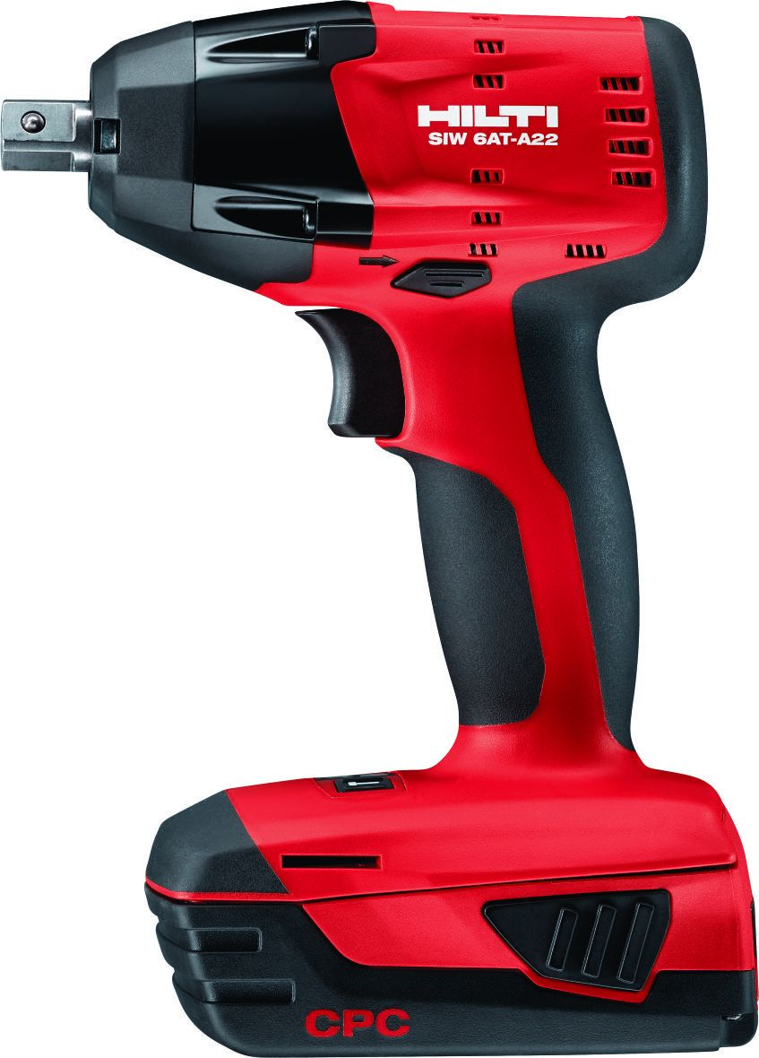 """Hilti SIW 6AT-A22 ½"""" Impact Wrench 22v 1.04Kg"""