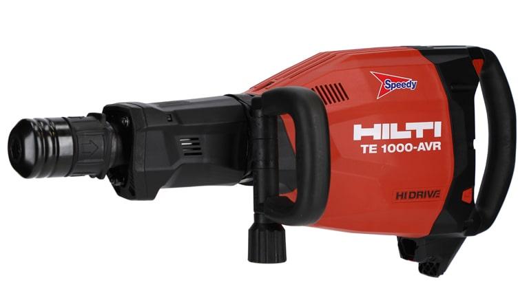 Hilti TE 1000-AVR Breaker HEX 110v 12.5Kg