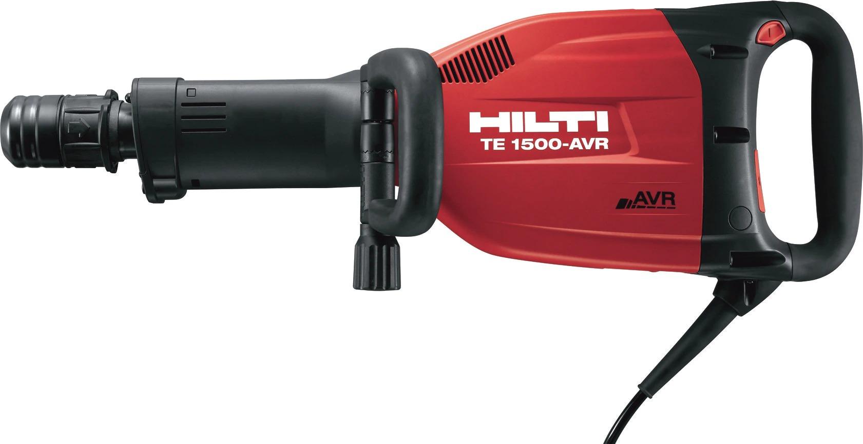 Hilti TE 1500-AVR Floor Breaker HEX 110v 14.2Kg