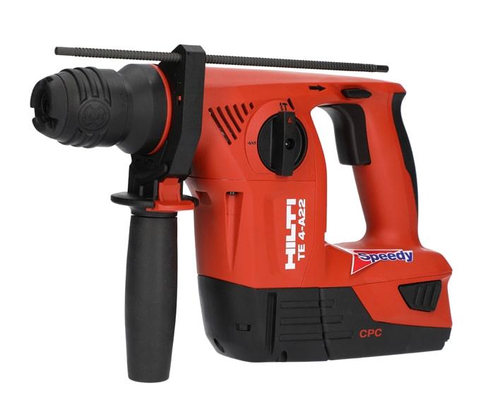 Hilti TE4A 22 Rotary Hammer Drill SDS Plus 22v 3.3Kg