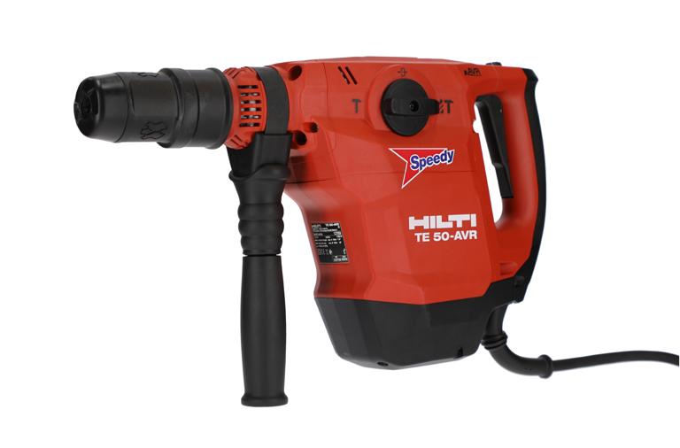 Hilti TE50-AVR Combination Hammer Drill SDS Plus 110v 6.1Kg