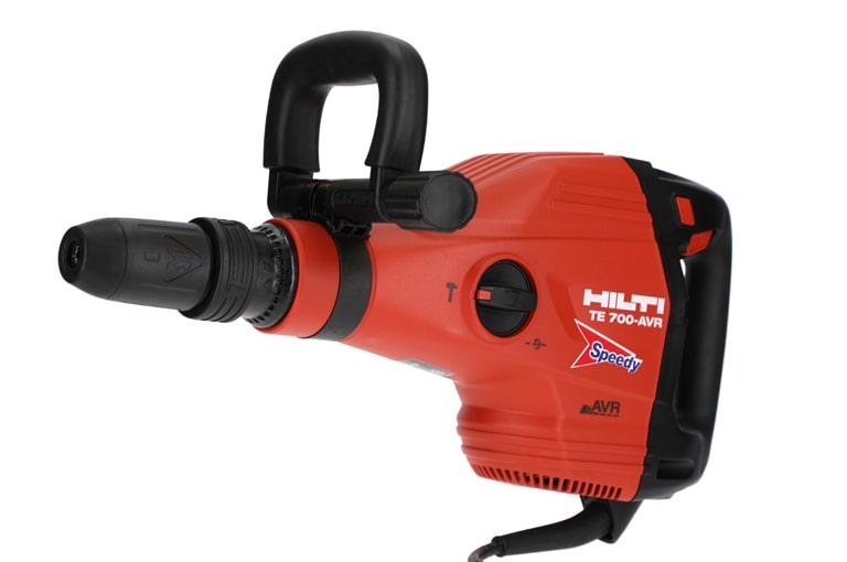 Hilti TE 700-AVR Demolition Hammer SDS Max 110v 7.9Kg