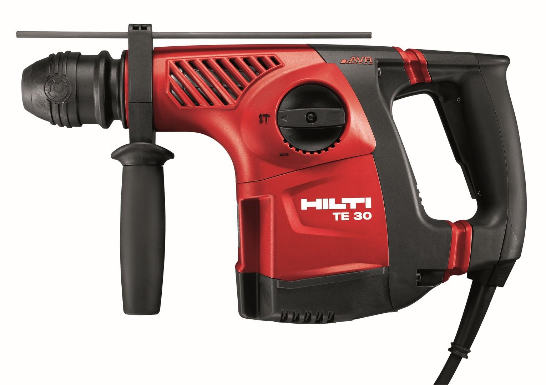 Hilti TE30-AVR Rotary Hammer Drill SDS+ 110v 4.2Kg