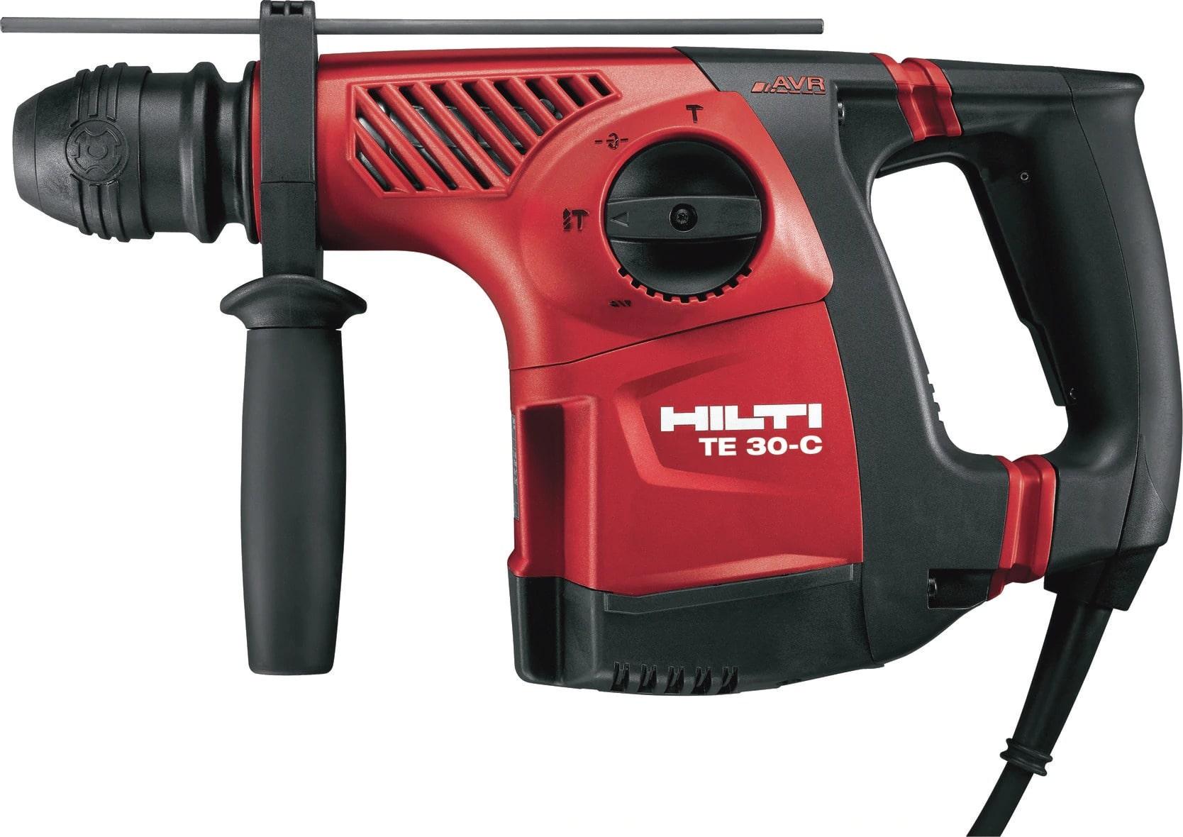 Hilti TE30-AVR Rotary Hammer Drill SDS Plus 110v 4.2Kg