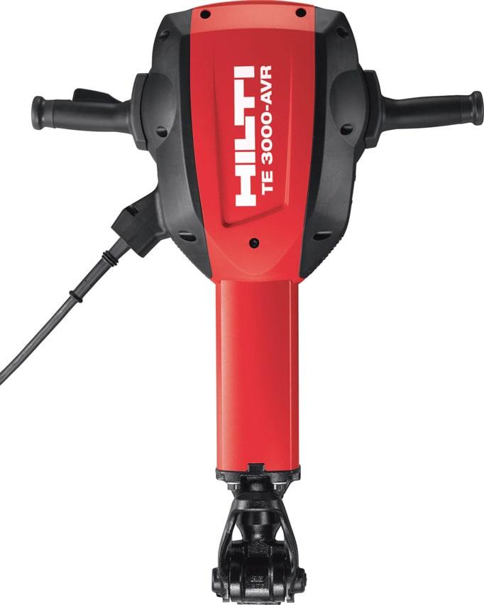 Hilti TE3000-AVR Breaker HEX 110v 29.9kg