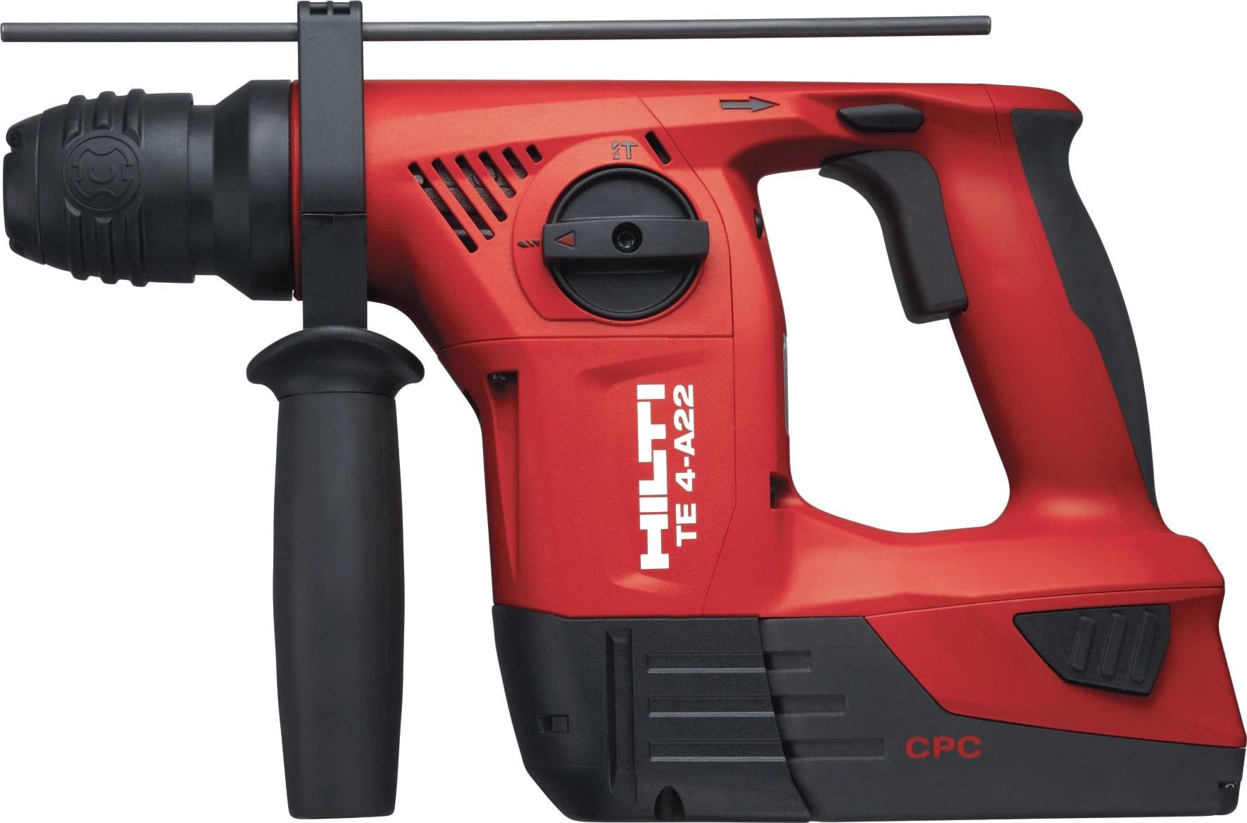 Hilti TE 4-A22 SDS+ Rotary Hammer 22v 3.3Kg