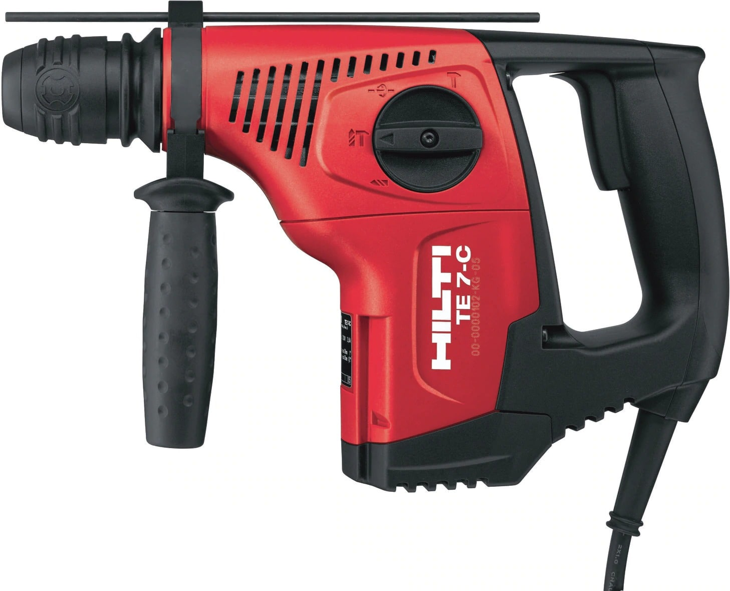 Light Duty Rotary Hammer Drill 3.3Kg