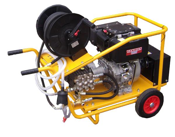 Hilta TW0002 3000Psi Pressure Washer Diesel 127Kg