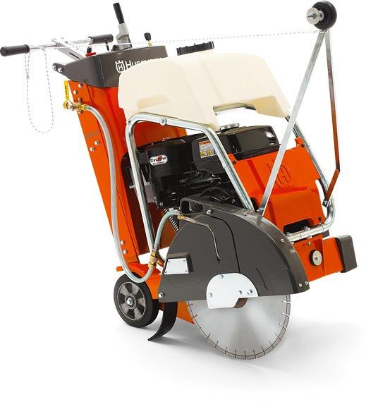 Husqvarna FS410D 500mm Floor Saw Diesel 165Kg