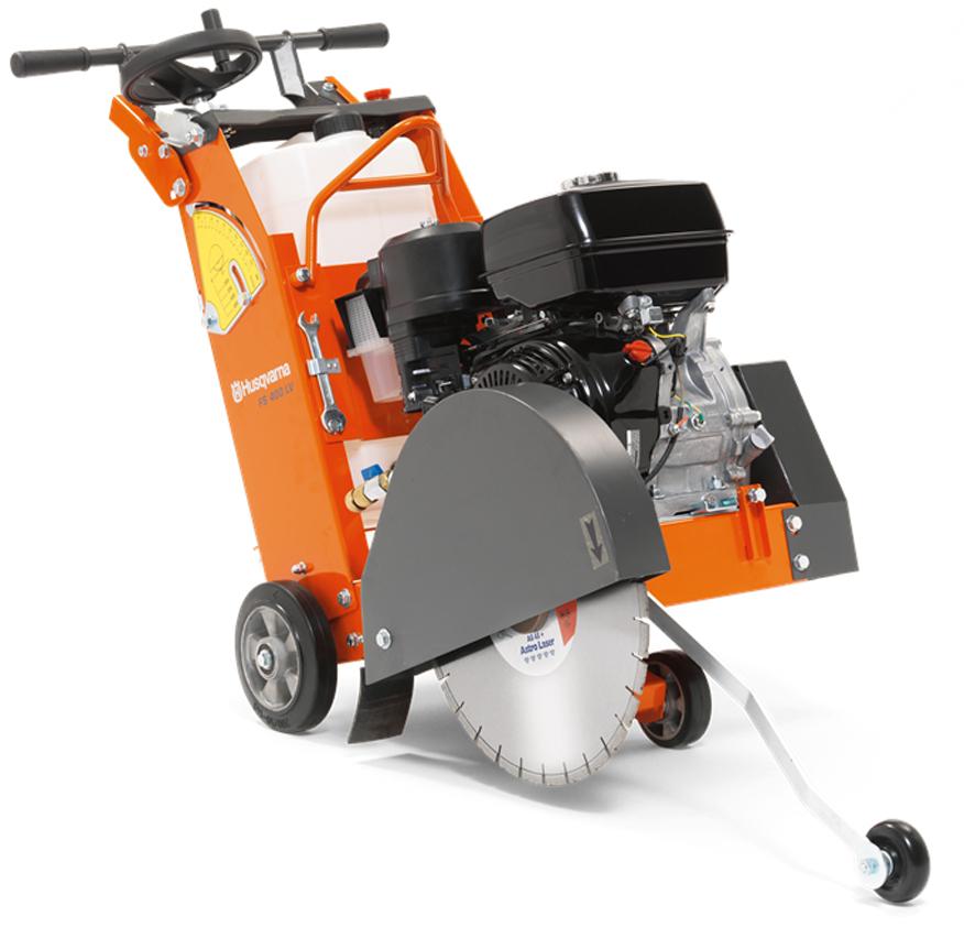 Husqvarna FS400LV 450mm Floor Saw Petrol