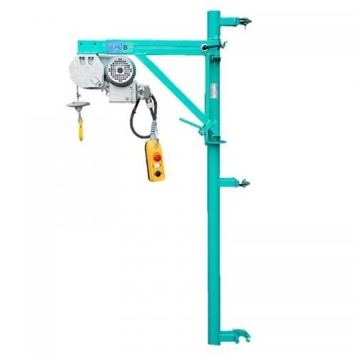 Imer TR225N 180° Scaffold Hoist with Frame 110v 200Kg SWL