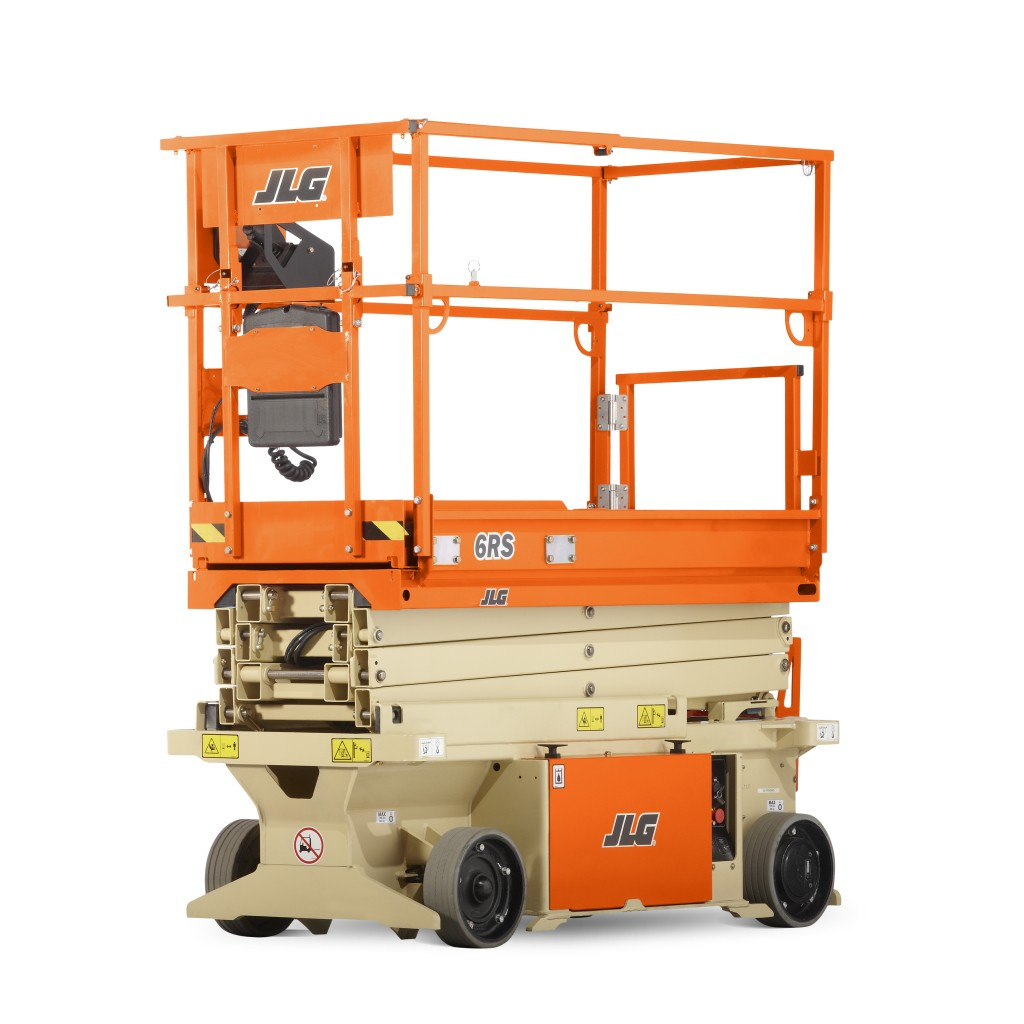 7m Electric Scissor Lift