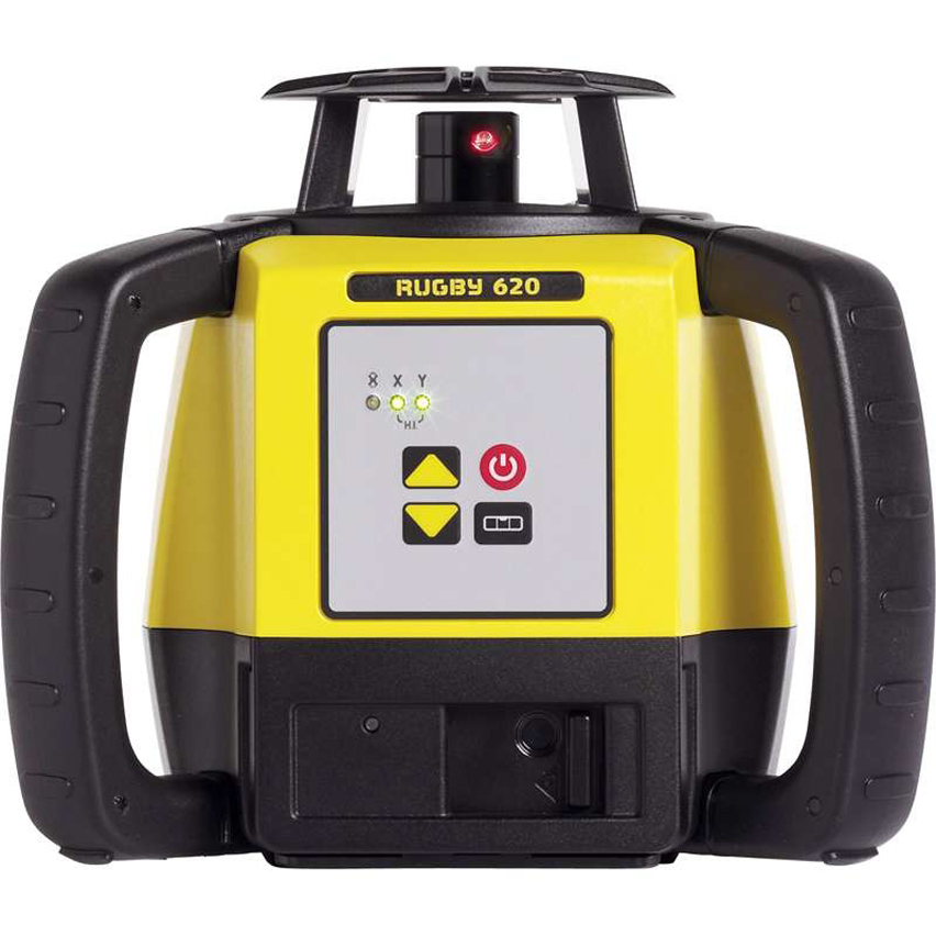 Leica Rugby 620 Self Levelling Rotary Laser Level 2.6kg