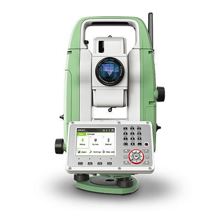 "TS07 5"" R500 TOTAL STATION"