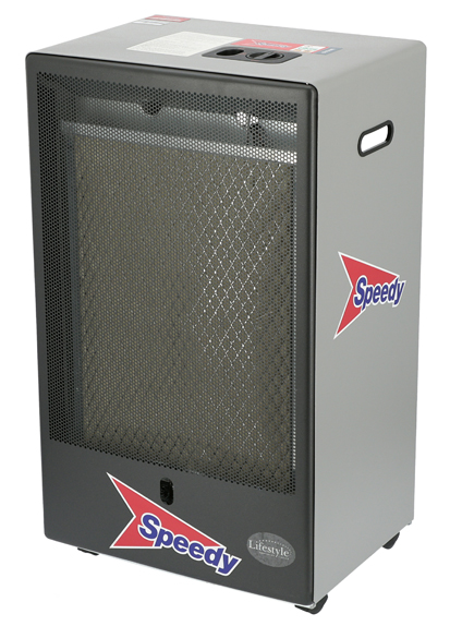 Lifestyle 505-101 Catalytic Cabinet Heater 13.5Kg
