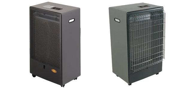 Lifestyle 505-101 Black Cat Catalytic Cabinet Heater Butane