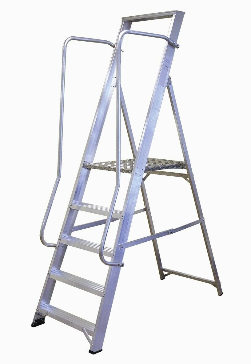 Lyte Ladder BSWP8 2.96m Wide Platform 8 Tread 13Kg