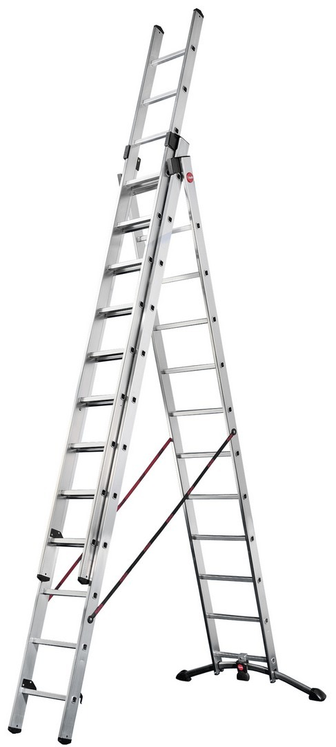 Lyte Ladder NCL12 3.57m Combination Ladder 12 Rung 30.5Kg