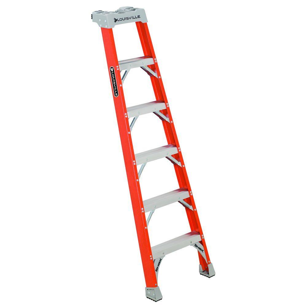 Lyte Ladder FH1508 2.49m Stepladder 10Kg
