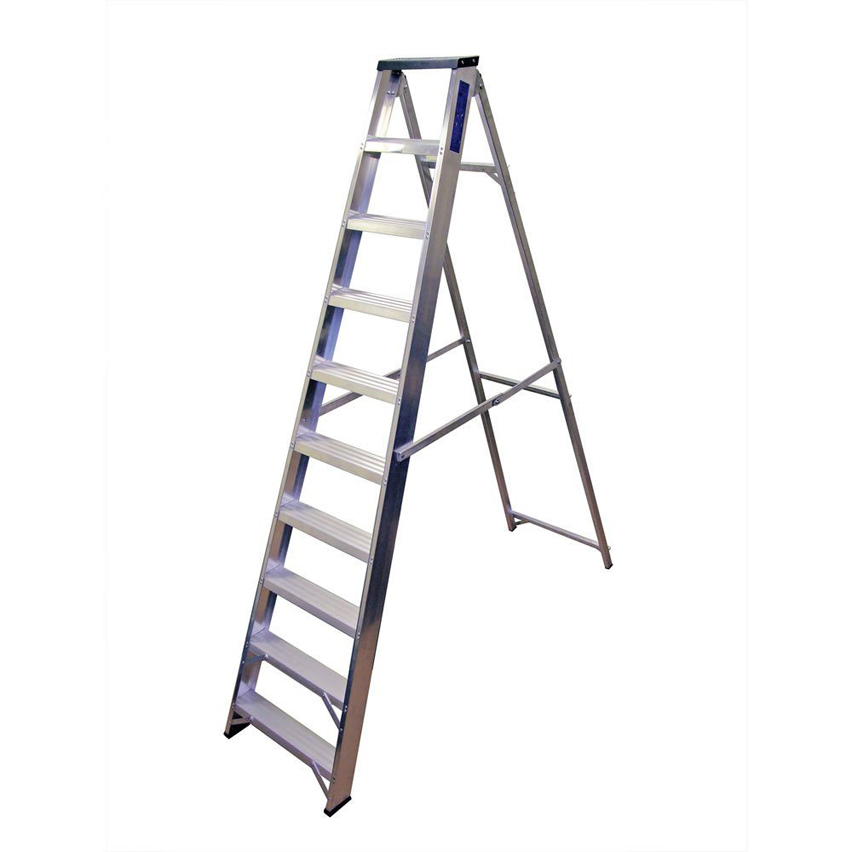 Lyte Ladder NBSSS10 2.34m Stepladder 9.5Kg