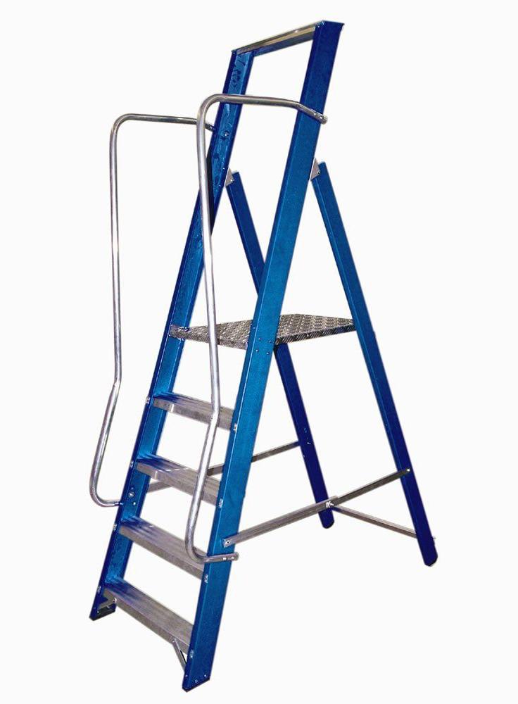 Lyte Ladder NGFWP5 1.05m Stepladder 14Kg