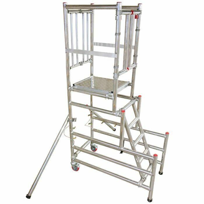 Lyte Ladder LYTEPOD 1.5m Podium 43Kg
