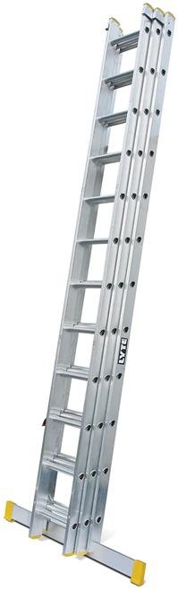 Lyte Ladder NGT340 3.95m Extension Ladder 41Kg