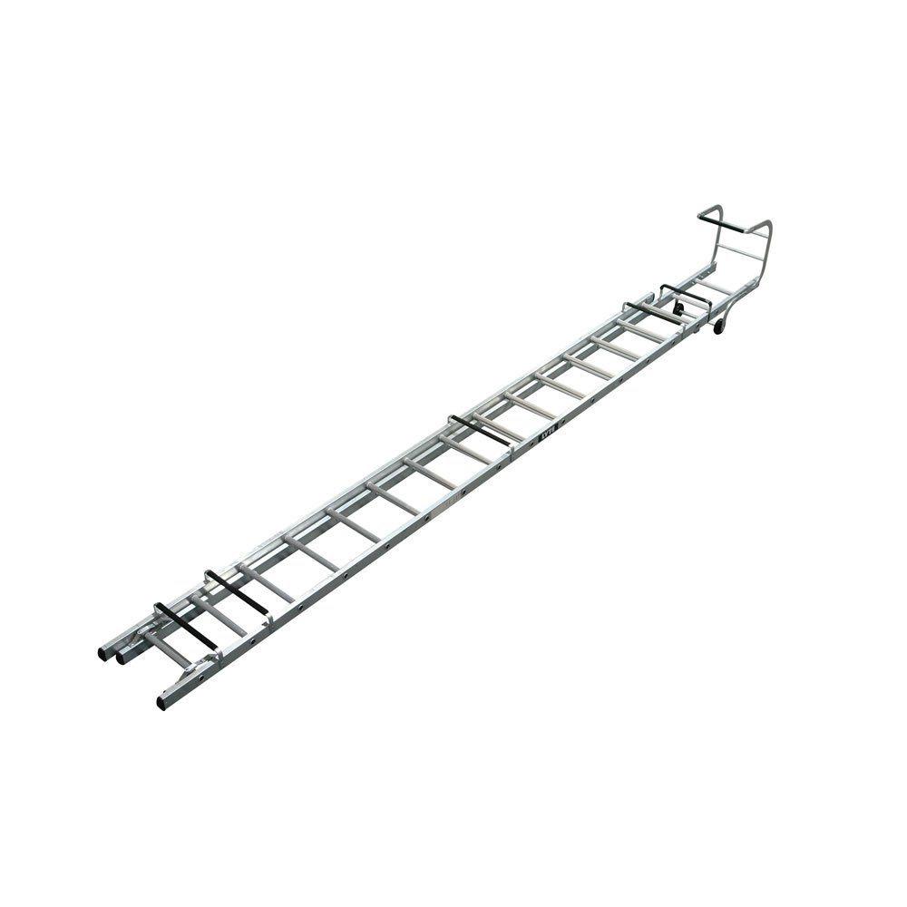 Lyte Ladder TRL245 Roof Ladder Extending 7.67m 20Kg