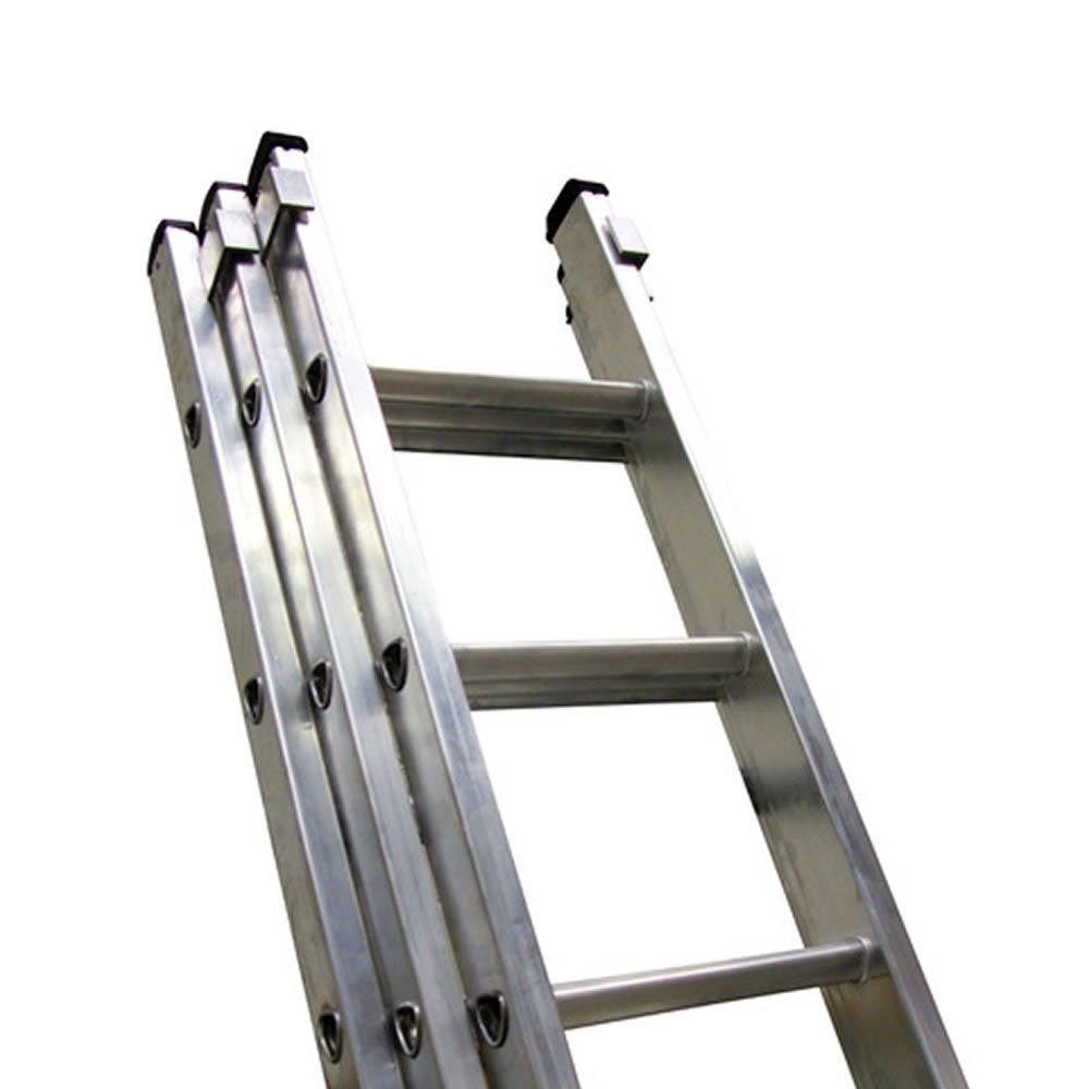 Lyte Ladder NGT335 3.43m 3 Section Extension Ladder 31Kg