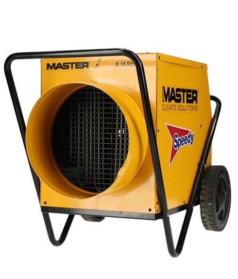 Master B18 18kW Air Heater 415v 29.3Kg