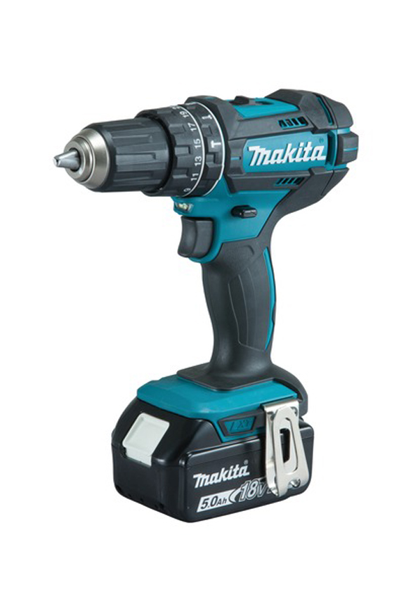 Makita DHP482RTJ Combi Drill 18v 1.8Kg