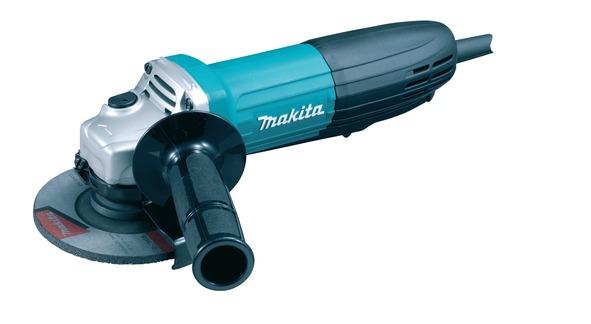 Makita GA4034 100mm Angle Grinder 110v 2.06Kg