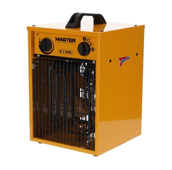 3kW Fan Heater 240v 5kg