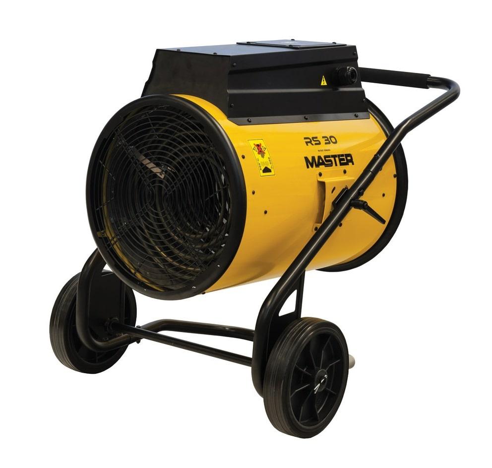Master RS40 40kW Fan Heater 415v 52kg