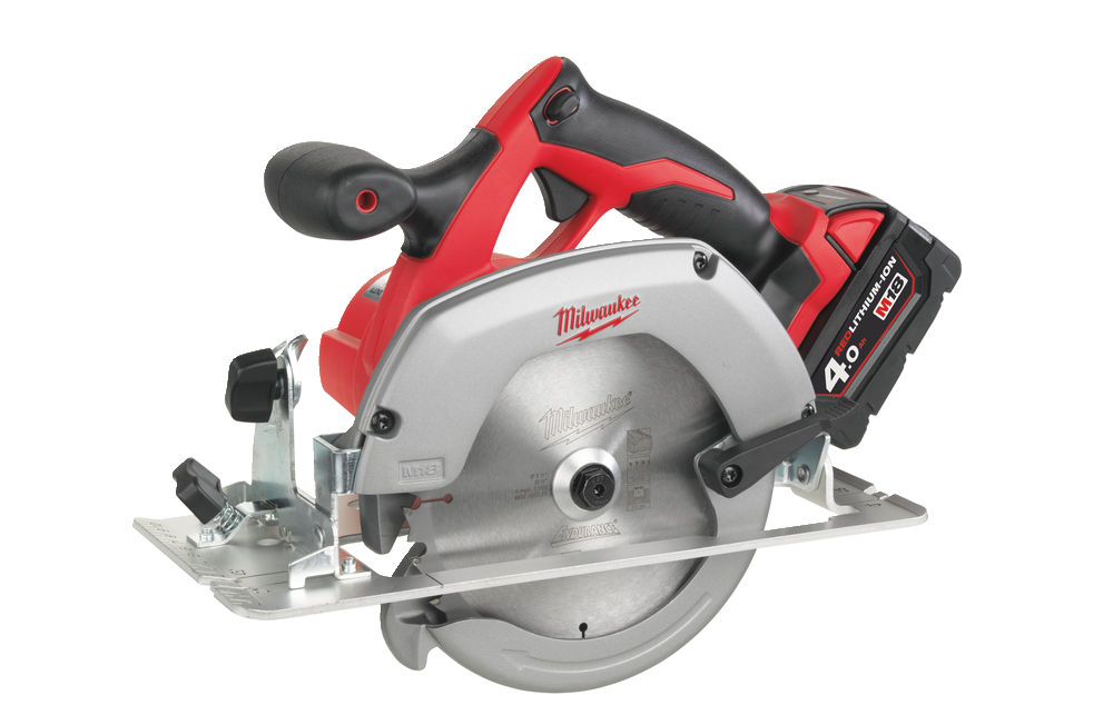 Milwaukee HD18CS-402B 165mm Circular Saw 18v 3.8Kg