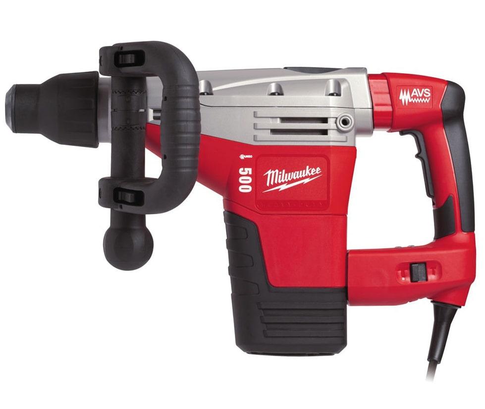 Milwaukee K500S Demolition Hammer SDS Max 110v 6.3Kg